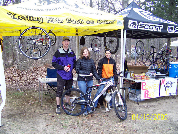 Yankee Springs MTB Race